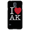 I Love Alaska Phone Case