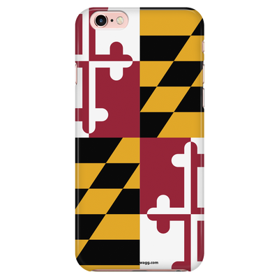 Maryland Flag Phone Case
