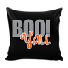 Halloween Boo Y'all Halloween Pillow Case Cover