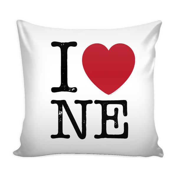 I Love Nebraska Tote Bag