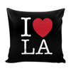 I Love Louisiana Pillow Case