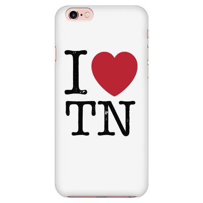 I Love Tennessee Phone Case