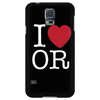 I Love Oregon Phone Case