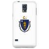 Massachusetts State Flag Phone Case