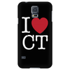 I Love Connecticut Phone Case