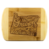Oregon Wood Cutting Board