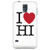 I Love Hawaii Phone Case