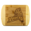 New York Wood Cutting Board