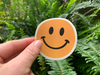 Smile Face,Smiley Face Decal,Smiley Face Sticker, Decal,Window Decal, Stickers,Laptop Sticker, Window,Sticker,Smiley Face Vinyl