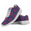Phishman Red Donut Running Shoe