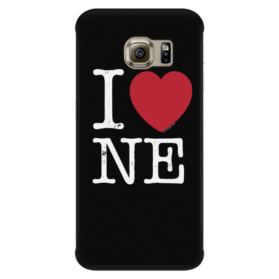 I Love Nebraska Phone Case