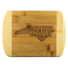 North Carolina Wood Cutting Board