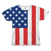 American Flag All Over Tshirt  - 4th of July