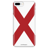 Alabama State Flag iPhone Case