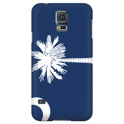 South Carolina State Flag Phone Case