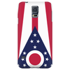 Ohio State Flag Phone Case