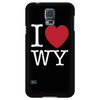 I Love Wyoming Phone Case