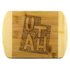 Utah Wood Cutting Board