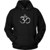 Yoga Om Distressed Symbol *Smalller Om Symbol*
