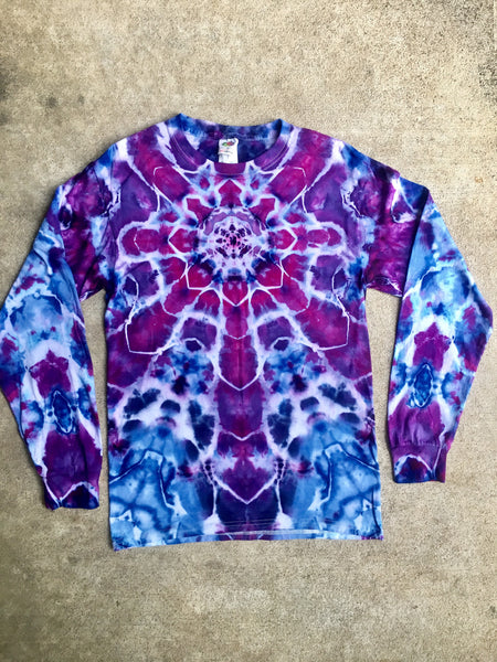 Tie Dye Long Sleeve T-shirt - Small