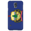 Vermont State Flag Phone Case