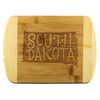 South Dakota Wood Cutting Board