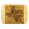 Texas Wood Cutting Board