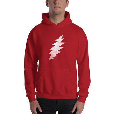 GD 13 Point Bolt Hoodie Sweatshirt Hoody