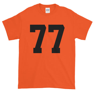 Team Jersey 77 Short sleeve t-shirt