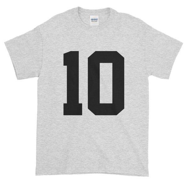 Team Jersey 10 Short sleeve t-shirt