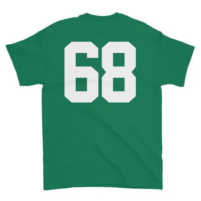 Team Jersey 68 Short sleeve t-shirt