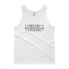 Cheers Fuckers - 4th of July Tank Top