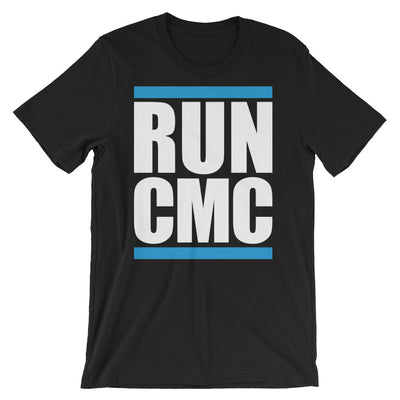 Carolina Football RUN CMC Short-Sleeve Unisex T-Shirt
