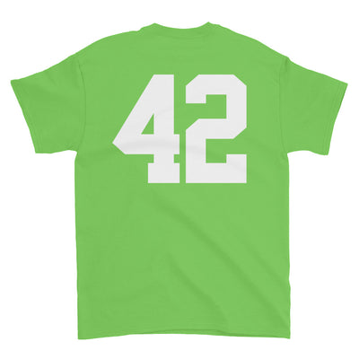 Team Jersey 42 Short sleeve t-shirt