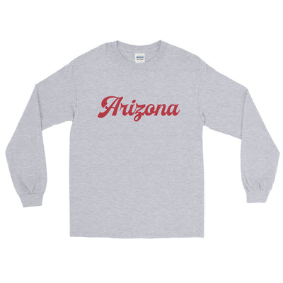 Arizona Script Long Sleeve T-Shirt