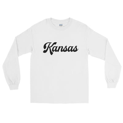 Kansas Long Sleeve T-Shirt