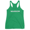 Yoga Women's tank top. WARRIOR