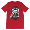 Abraham Lincoln Drinkin - 4th of July T-Shirt