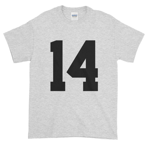 Team Jersey 14 Short sleeve t-shirt