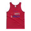 Red White and Boozed - 4th of July Unisex Tank Top.