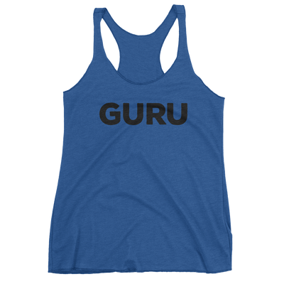 Yoga Women's tank top. GURU