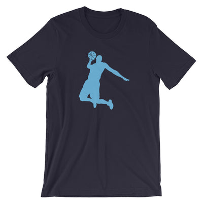 Basketball Madness Slam Dunk Short-Sleeve Unisex T-Shirt