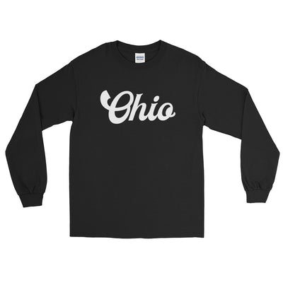 Ohio Script Long Sleeve T-Shirt