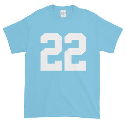 Team Jersey 22 Short sleeve t-shirt