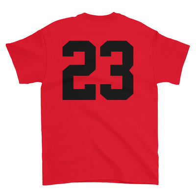 Team Jersey 23 Short sleeve t-shirt
