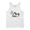 I Don't Give a Rats Ass - 4th of July Unisex Tank Top.