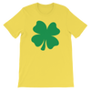 Four Leaf Clover - Funny St. Patricks Day Short-Sleeve T- Shirt