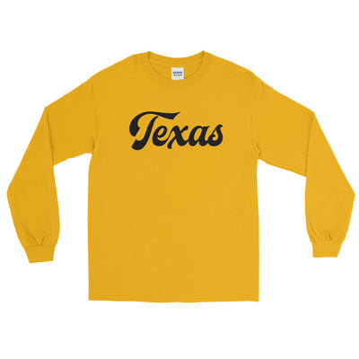 Texas Long Sleeve T-Shirt