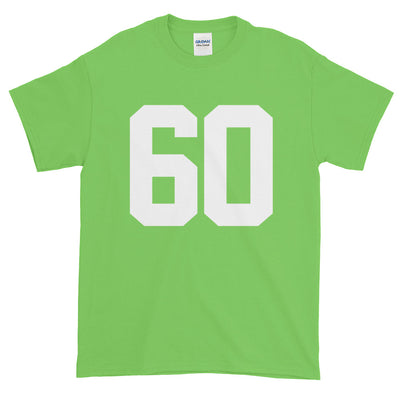 Team Jersey 60 Short sleeve t-shirt