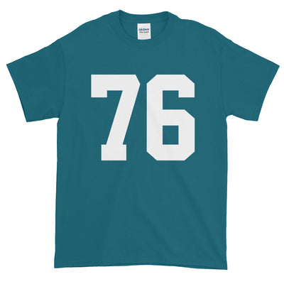 Team Jersey 76 Short sleeve t-shirt